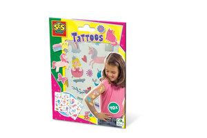 SES Creative SES Creative Tattoos voor kinderen - Sprookjes