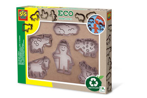 SES Creative SES Creative Eco klei uitsteekvormen