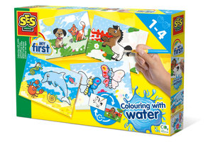 SES Creative SES Creative My First - Kleuren met water