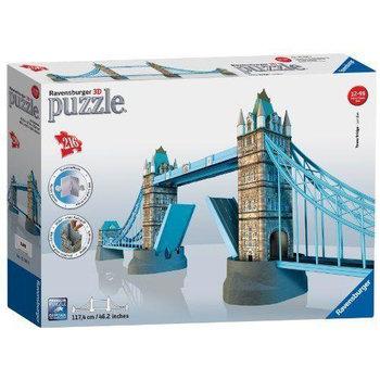 Ravensburger 3D Puzzel (216stuks) - Tower Bridge (Londen)