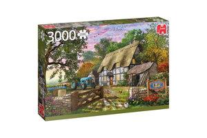 Jumbo Premium Collection Het huisje van de boer 3000 stukjes
