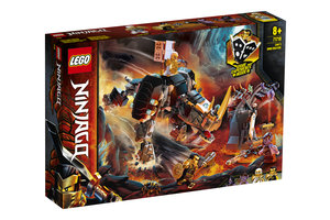 LEGO LEGO NINJAGO Zane's Mino-figuur - 71719