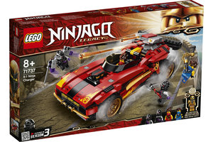 LEGO LEGO NINJAGO X-1 Ninja Charger - 71737