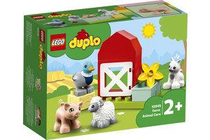 LEGO LEGO DUPLO Boerderijdieren verzorgen - 10949