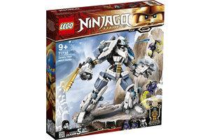 LEGO LEGO NINJAGO Zane's Titanium Mecha Duel - 71738