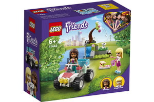 LEGO LEGO Friends Dierenkliniek reddingsbuggy - 41442