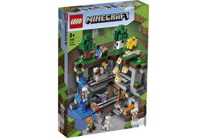 LEGO LEGO Minecraft Het allereerste avontuur - 21169