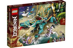 LEGO LEGO NINJAGO Jungledraak - 71746