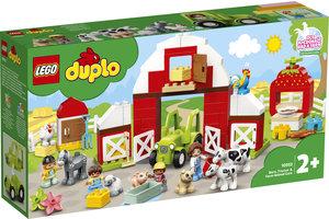 LEGO LEGO DUPLO Schuur, tractor & boerderijdieren verzorgen - 10952