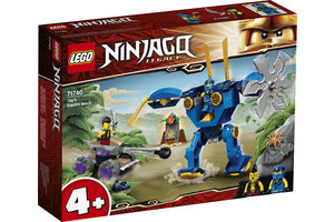 LEGO LEGO NINJAGO Jay's Electro Mecha - 71740