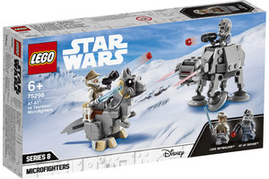 LEGO LEGO Star Wars AT-AT vs Tauntaun Microfighters - 75298