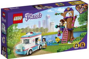 LEGO LEGO Friends Dierenambulance - 41445