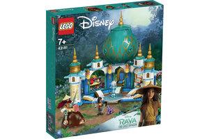 LEGO LEGO Disney Princess Raya en het Hartpaleis - 43181