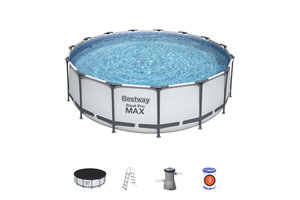 Bestway Steel Pro Frame Pool 4,57 x1,22m