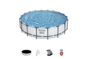 Bestway Steel Pro Frame Pool 5,49 X 1,22 m