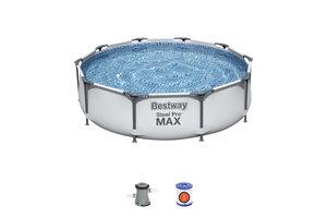 Bestway Steel Pro Frame Pool Max 3,05 X 76 cm + pomp