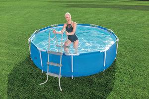 Bestway Flowclear trap opbouw zwembad 84 cm