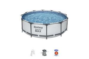Bestway Steel Pro Frame Pool 3,66 x1,0 m + pomp