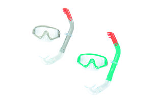Bestway snorkelset secret bay 14 jr +