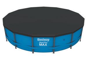 Bestway Afdekzeil voor Steel Pro Max 457cm