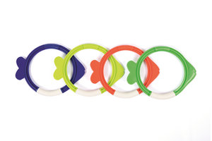 Bestway Hydro swim dive rings lil fish 3 jr +