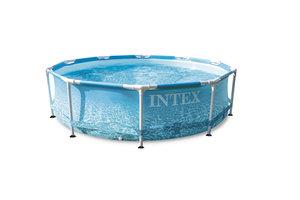 Intex Intex Metal Frame Beachside 305x76 cm