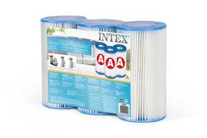 Intex Cartridge voor filterpomp (Type A) - 3stuks