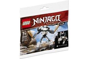 LEGO LEGO NINJAGO - Titanium Mini Mecha - 30591