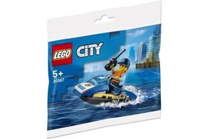 LEGO LEGO CITY - Politie waterscooter - 30567