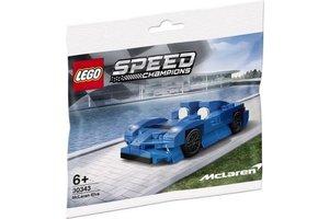 LEGO LEGO Speed Champions - McLaren Elva - 30343
