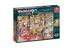 Jumbo Wasgij Retro Mystery 5 - Sunday lunch (1000 stukjes)
