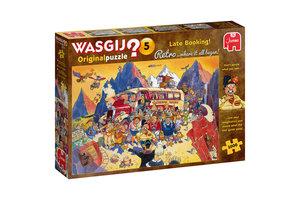 Jumbo Wasgij Retro Original 5 - Late booking (1000 stukjes)