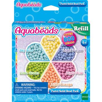 Aquabeads Aquabeads navulling pastel parels