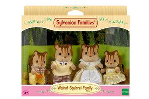 Sylvanian Families Sylvanian Families familie walnoot eekhoorn