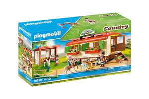 Playmobil PM Country - Ponykamp aanhanger 70510