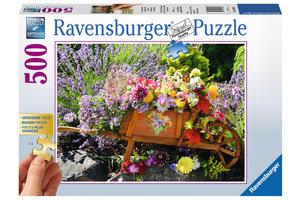 Ravensburger Puzzel (500stuks) - Bloemschikking
