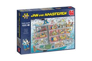 Jumbo Jan van Haasteren - Cruiseschip (1000stuks)