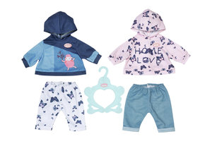 Zapf Baby Annabell - Baby Suits Jogging 43cm