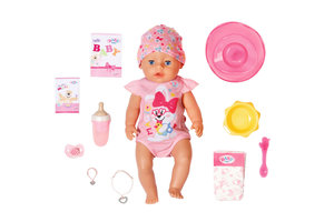 Zapf Creation BABY Born - Magic Girl 43cm