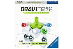 Ravensburger GraviTrax Balls & Spinner (uitbreiding)