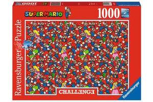 Ravensburger Puzzel (1000stuks) - Super Mario Bros - Challenge