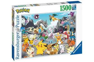 Ravensburger Puzzel (1500stuks) - Pokémon Classics