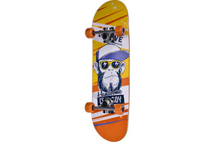 "Move Skateboard 28"" - Cool Boy"