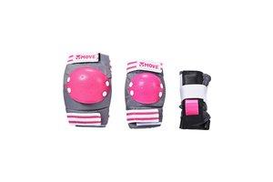 Move Beschermset 3-pack Kids Basic - Pink