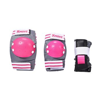Move Move Beschermset kinderen 3-pack - roze