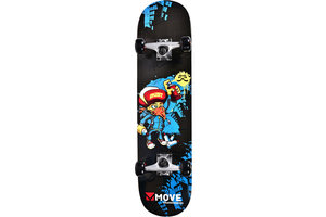 "Move Skateboard 31"" - Graffiti"