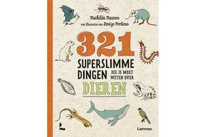 Lannoo 321 superslimme dingen die je moet weten over dieren