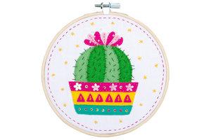 Verachtert Knutselkit met vilt - Cactus