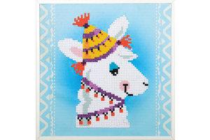 Verachtert Diamond Painting Kit - Lama