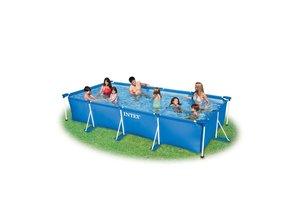 Intex Rechthoekig Frame Pool 450 x 220 x 84 cm